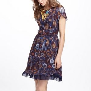 Anthropologie  Weston Wear Flared Caraz Dress